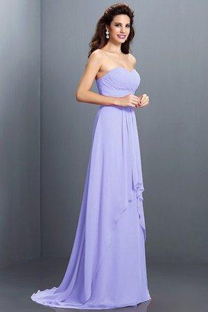 Mettez ce genre de denims élégants en satin ou en velours 9ce2-7n0k9-robe-demoiselle-d-honneur-plissage-longue-a-ligne-de-princesse-de-traine-courte
