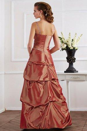 a23c9f22e1c8 Vestido de Noche de Escote de Tirantes Espaguetis de Abalorio de ...