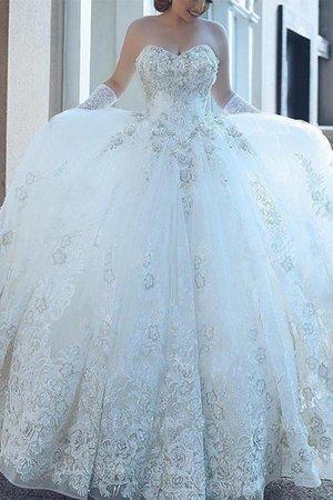 Votre robe de mariée peut être très belle avec tous les volants 9ce2-sacmk-robe-de-mariee-de-traine-longue-a-eglise-morden-solennel-luxueux