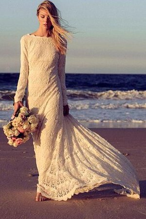 Robe de bal modeste distinguee simple romantique ligne a - Photo 1