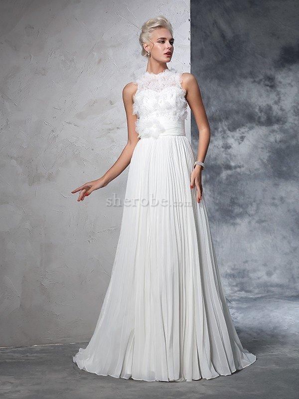 Vestidos de novia corte a la cintura