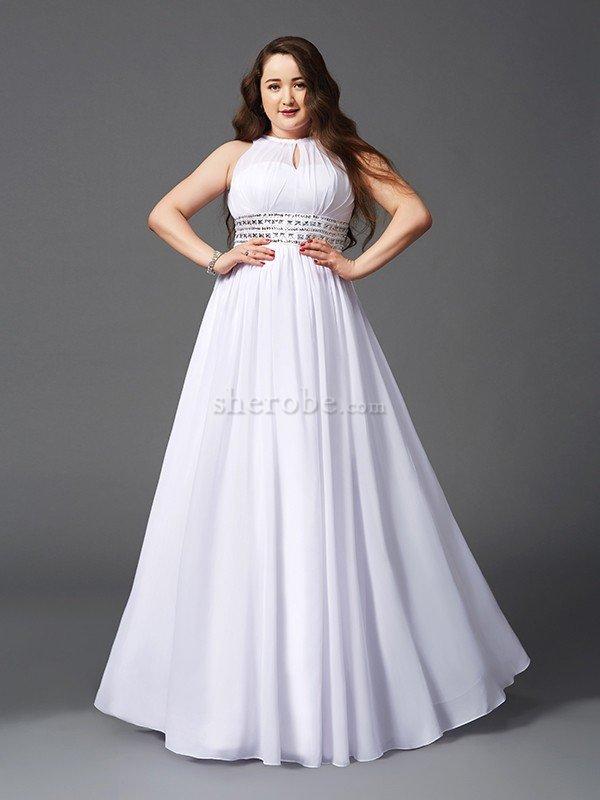 Vestido De Fiesta De Corte Princesa De Imperio Cintura De
